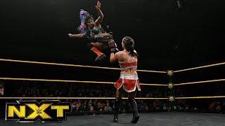 Ember Moon vs. Sonya Deville - NXT Women