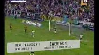 Jornada 3: Real Zaragoza - Real Mallorca, 1-0 de Ewerthon