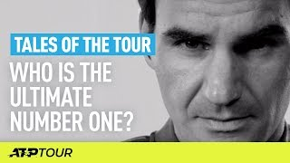 History of ATP Tour Number One Ranking   TALES OF THE TOUR   ATP