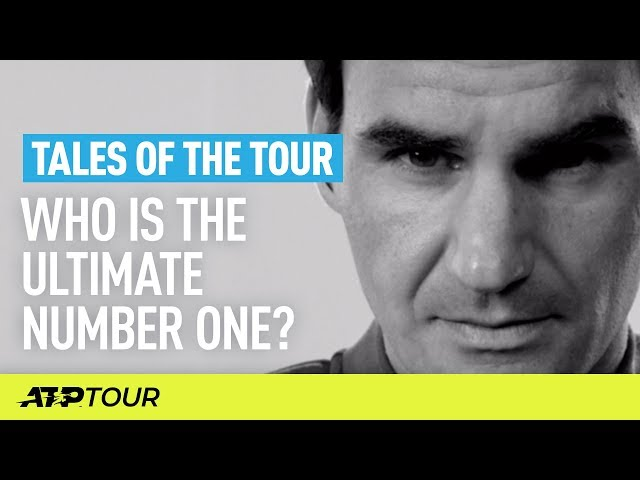 History of ATP Tour Number One Ranking | TALES OF THE TOUR | ATP