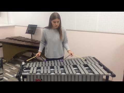 Н.Розауро «Концерт для вибрафона с оркестром 3 ч.»