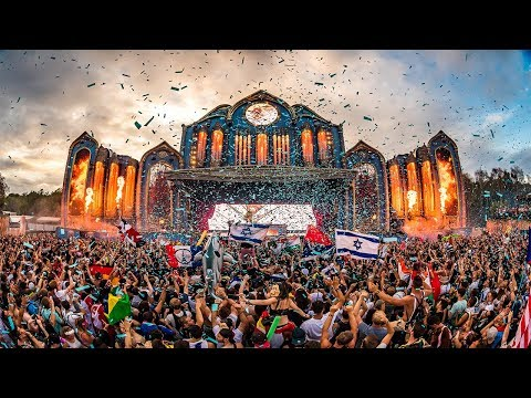 KSHMR | Tomorrowland 2018 | Official Video