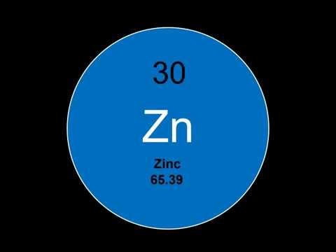 Element 30 - Zinc Facts