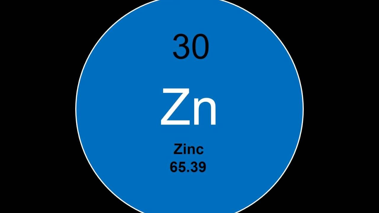 Element 30 zinc facts youtube element 30 zinc facts urtaz Images