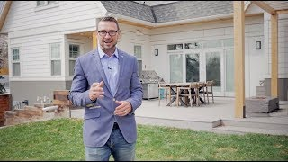 Luxury Farmhouse Modern Home in Calgary | Real Estate Video Tour - 1008 22 St NW