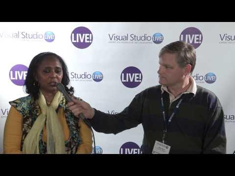 Visual Studio Live! interview: Shadia Elfadil