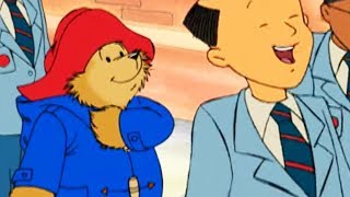 The Adventures of Paddington Bear - Paddington Goes to School! | Classic Cartoons for Kids HD