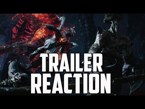 Devil May Cry 5 TGS Trailer Reaction and Analysis