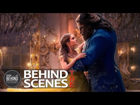 Beauty and the Beast (Behind The Scenes)