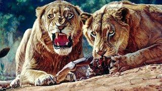 Самые свирепые животные людоеды