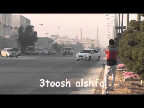 طخين كروز 13 بيضاء   جنوون القيااده !!! | تصوير الكنق عتووش الشفا