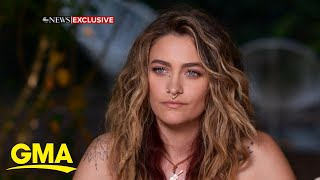 Paris Jackson Reveals Her New Music Career L Gma