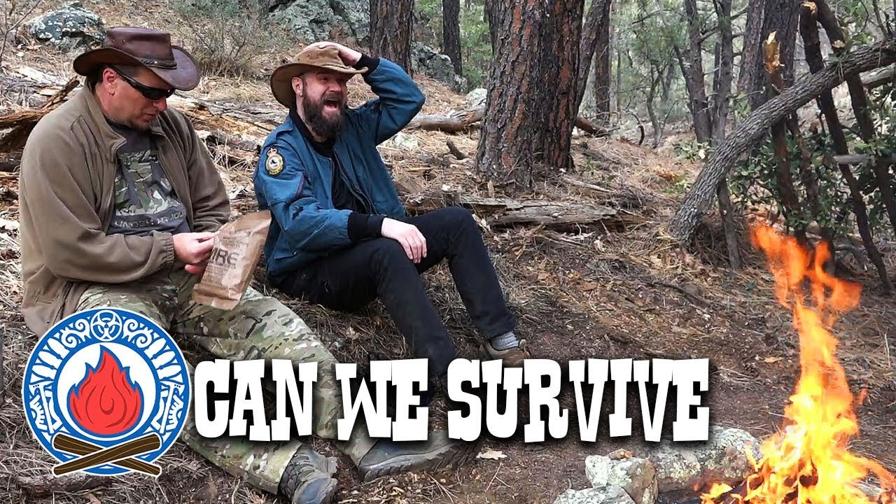 Desert Forest Survival Shelter Bushcraft Survival Skills Youtube