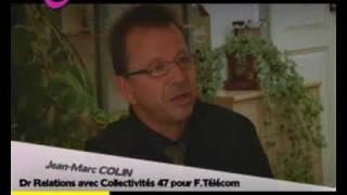 Promo47.fr - JT du 02/11/09 Martin Hirsch & Urban Tribu