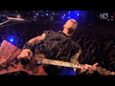 Metallica - Rock in Rio, Lisbon (Pro, HD) (2004)