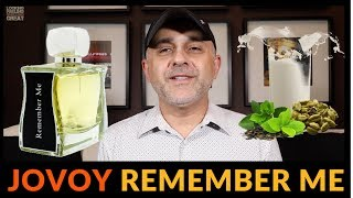 Jovoy Remember Me Fragrance Review + Full Bottle USA Giveaway