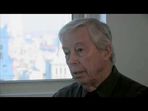 """Leslie Robertson: WTC 7 """"A big sand pile"""" - 10/29/07"""