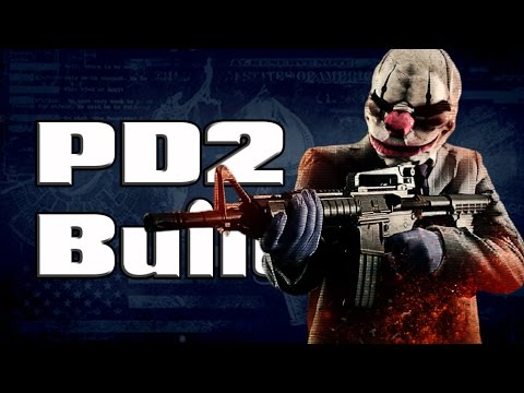 [Payday 2] Jack of all Trades 2.0 Build