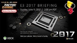 e3 2017 conferencia microsoft en directo   xbox scorpio conferencia e3 2017 microsoft espaol