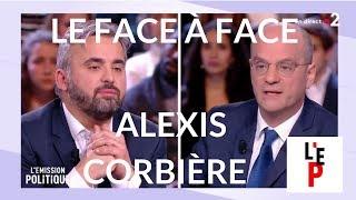 Le face à face politique : Jean-Michel Blanquer est opposé à Alexis Corbière (France 2)