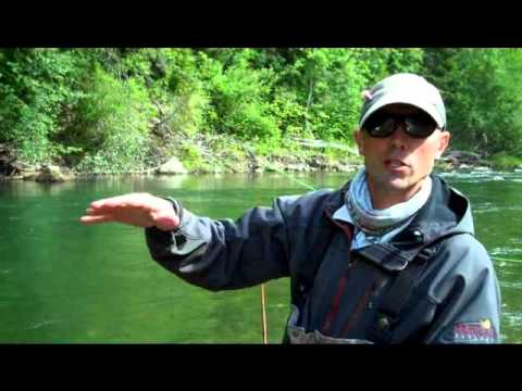 How to Fish Streamers on a Floating Line While Wading