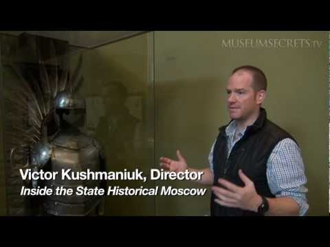 Power of The Winged Hussars - Inside the State Historical Museum, Moscow
