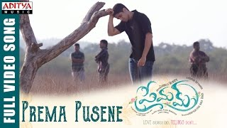 Prema Pusene Full Video Song || Premam Full Video Songs || Naga Chaitanya, Shruthi Hassan, Anupama