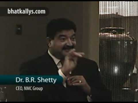 1 of 3 - Dr B R Shetty - A Self Biography