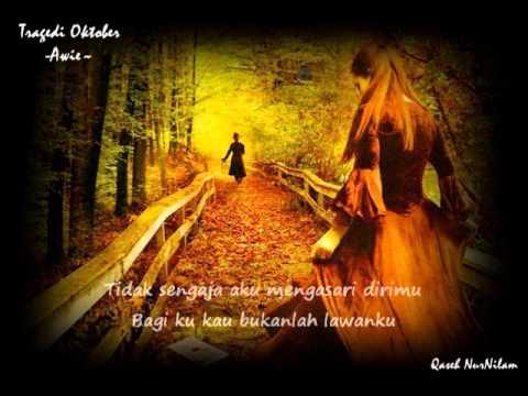AwieTragedi Oktober~lirik~
