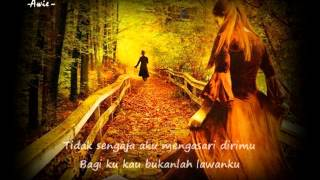 Awie Tragedi Oktober~lirik~