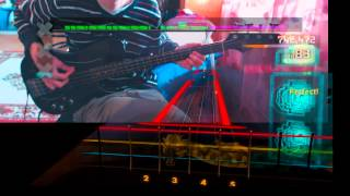 "Rocksmith 2014 ""Heavy Fuel - Dire Straits"" CDLC Score Attack 100% (Bass)"