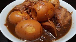 Resep Semur Telur dan Tahu