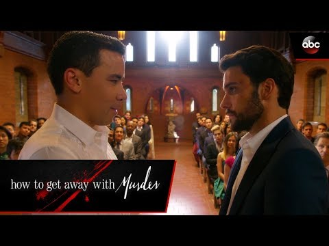 Connor and Oliver's Wedding - How To Get Away  With Murder Mp3