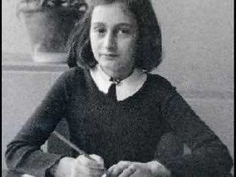 anne frank speaks holocaust documentary youtube. Black Bedroom Furniture Sets. Home Design Ideas