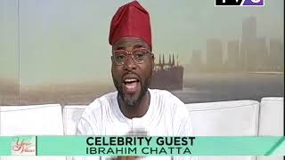 I am not a wife beater - Ibrahim Chatta  Your View May 18th 2018