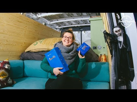 We've Figured Out Our VanLife Lithium Battery Set Up!