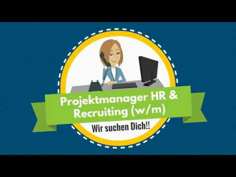 interim Group Berlin sucht Projektmanager HR & Recruiting (w/m)