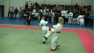 Соревнования каратэ