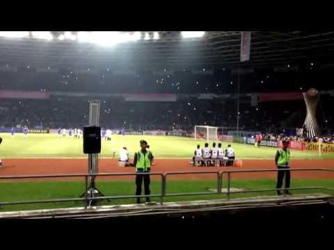 Eden Hazard goal against Indonesia All Stars