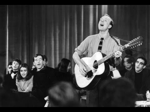Pete Seeger - Kumbaya (Live version)