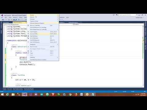 Day 22 - OOPS - Abstraction in C#