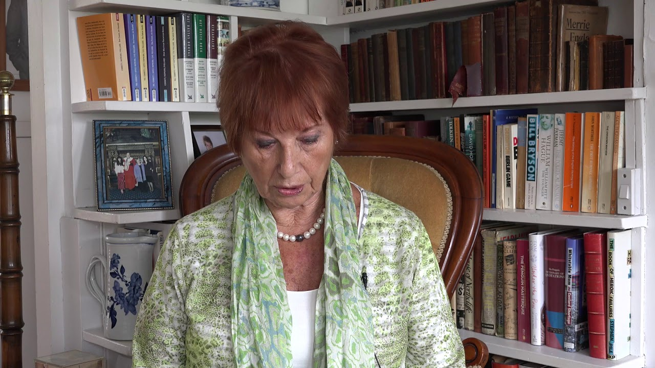 Lady Val Corbett supports June 30 'Free Iran' gathering in Paris