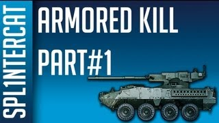Armored Kill PC GamePlay Part#1: Tank superiority