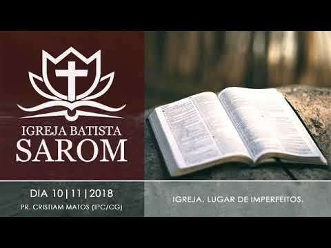 Assista: Conferência - Igreja, Lugar de imperfeitos