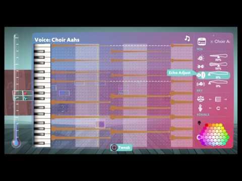 My favorite technique. Music box enrichment and organ sounds