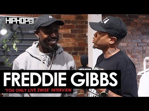 Freddie Gibbs Talks, 'You Only Live 2wise', Writing His Album in Jail, ESGN, Fatherhood & More