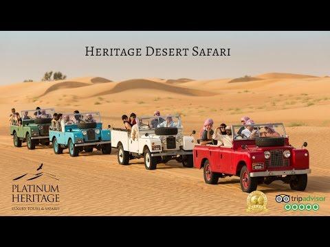 Dubai Desert Safari & Tours – HERITAGE DESERT SAFARI – Platinum Heritage