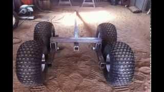 Прицеп для квадроцикла Trailler VTT Tandem