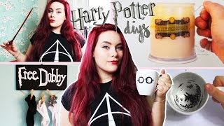 One of HeyAmyJane's most viewed videos: DIYs Harry Potter fans MUST try!