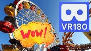 2019 Santa Monica Ferris Wheel VR180 VuzeXR